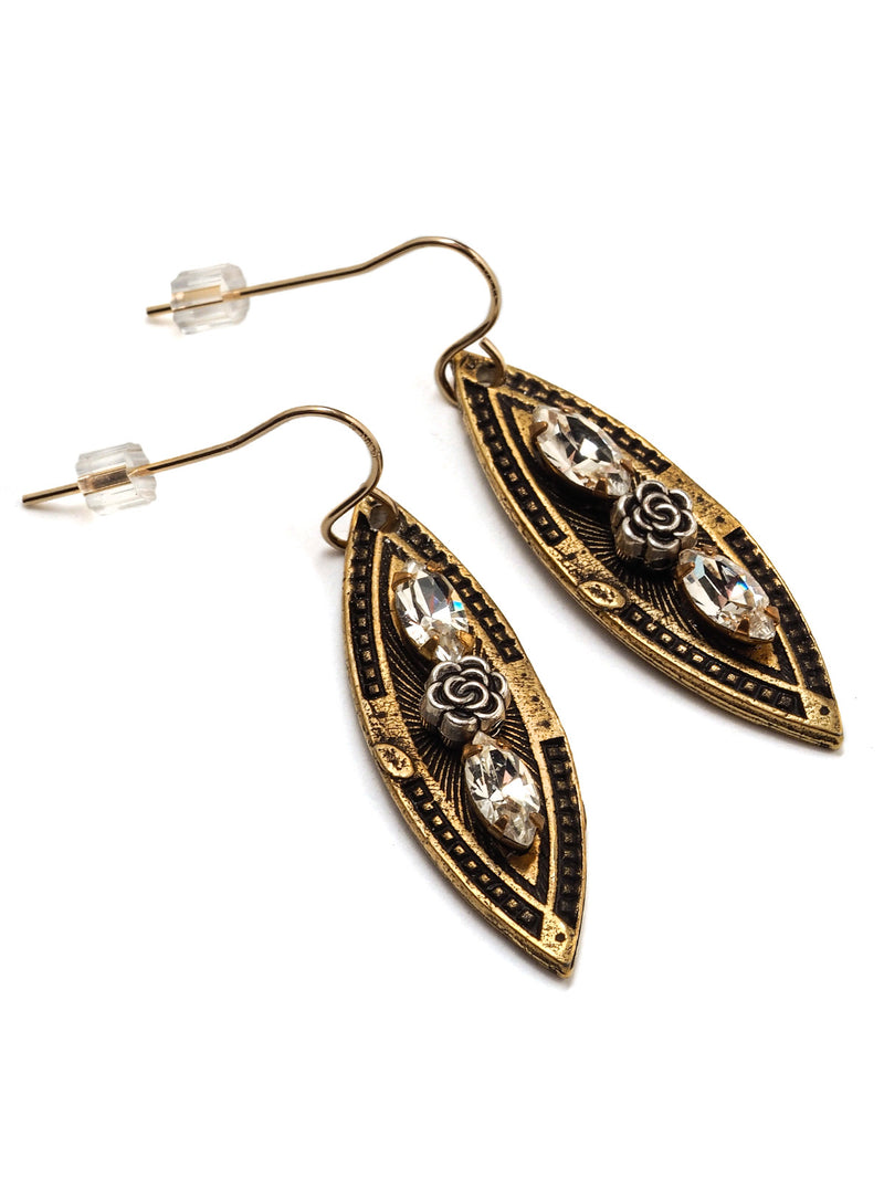 Sonorah Sparkle Drop Earrings