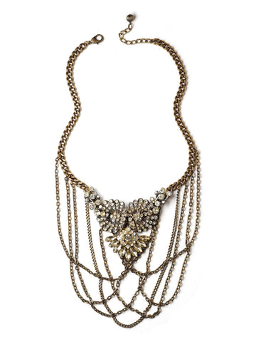 Constellation Statement Necklace #D01N