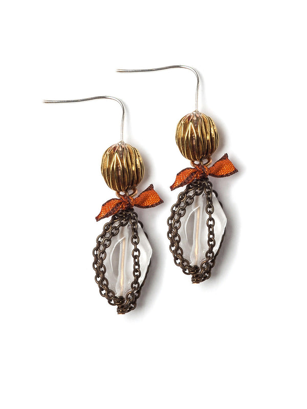 Retro Mystique Earrings #Q19E