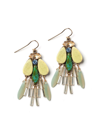 Dragonfly  Earrings #G14E