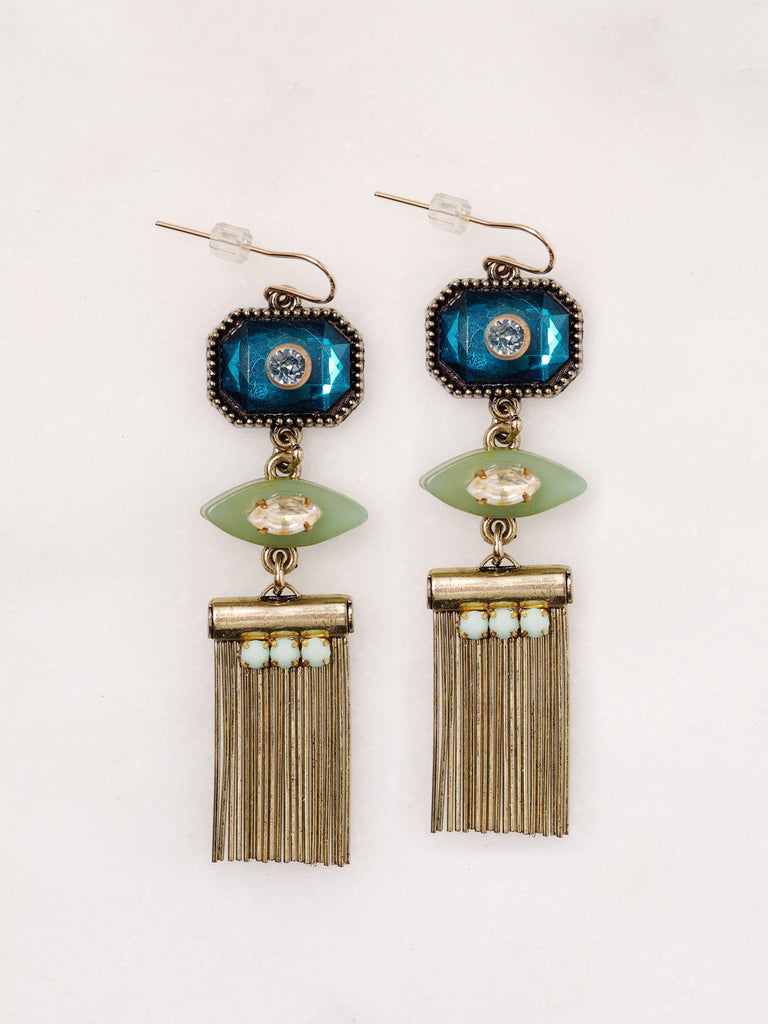 Waterfall Earrings #G23E