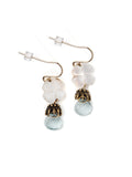 Sea Beauty Earrings #H08E