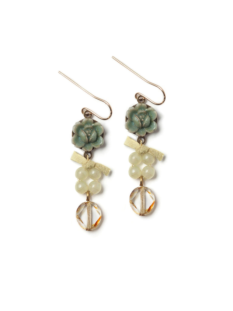 Mineral Grace Earrings #H40E