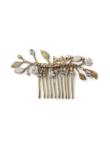 Blooming Vine Hair Comb #HC1