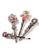 Pretty In Pink Hairpin Set