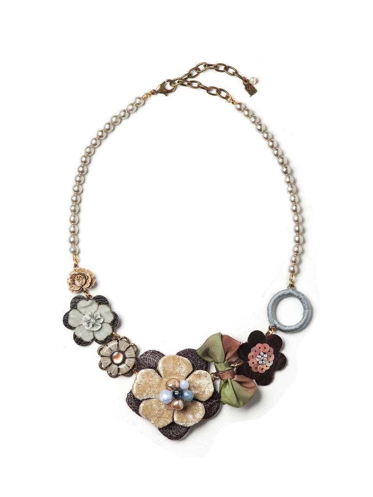 Fading Gardens Necklace #J21N