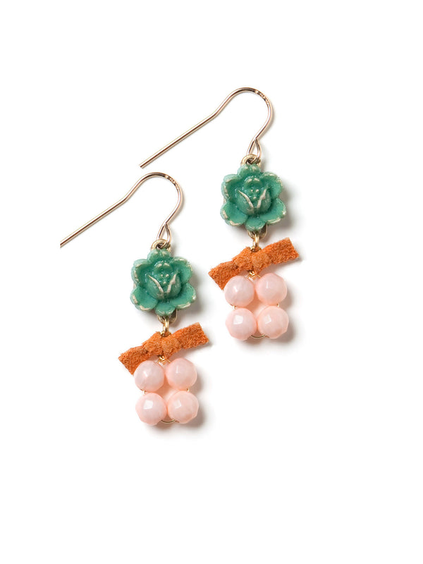 Pastel Fields Earrings #K25E