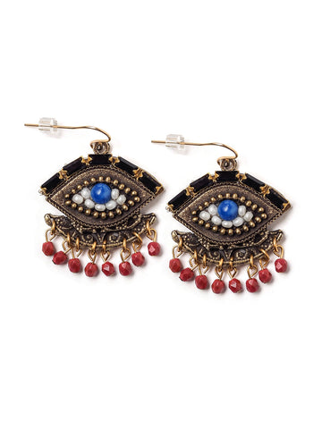 Sacred Eye Earrings #L36E
