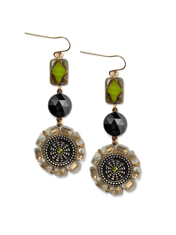 Fatima Earrings #L58E
