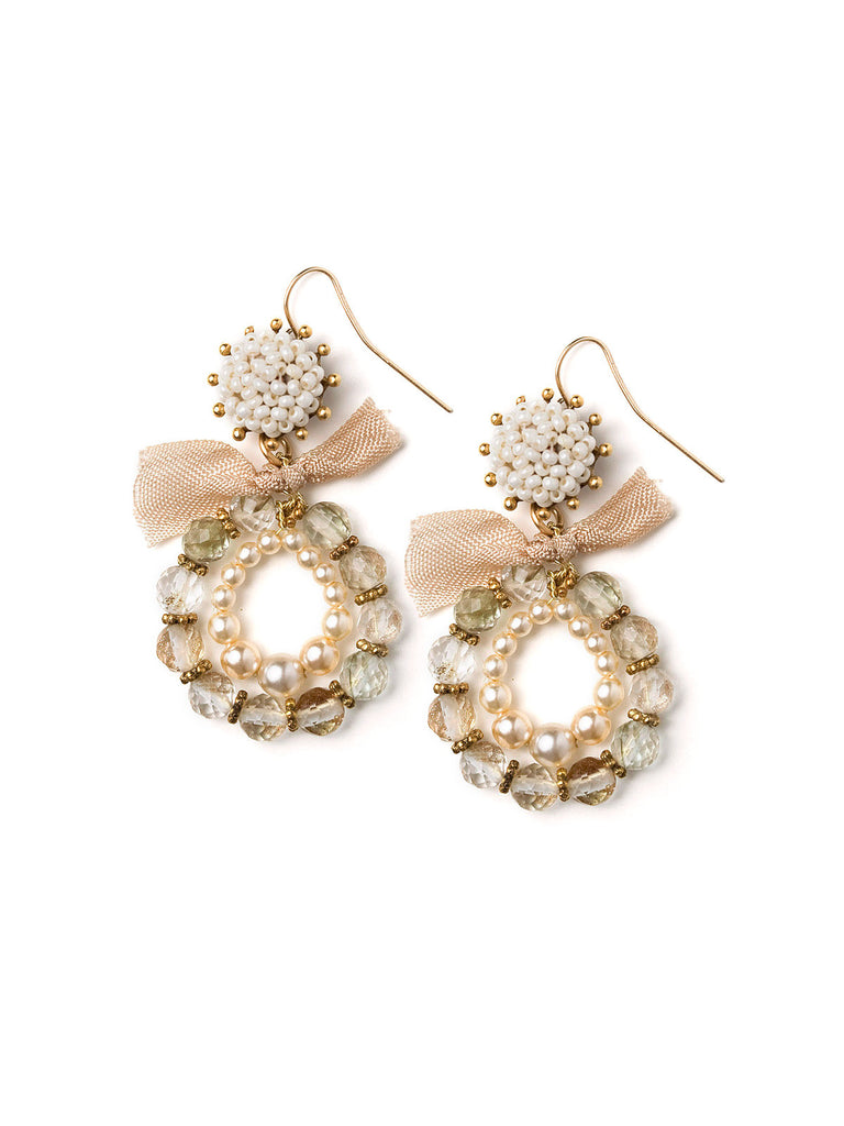 Crystal Bliss Earrings #M05E