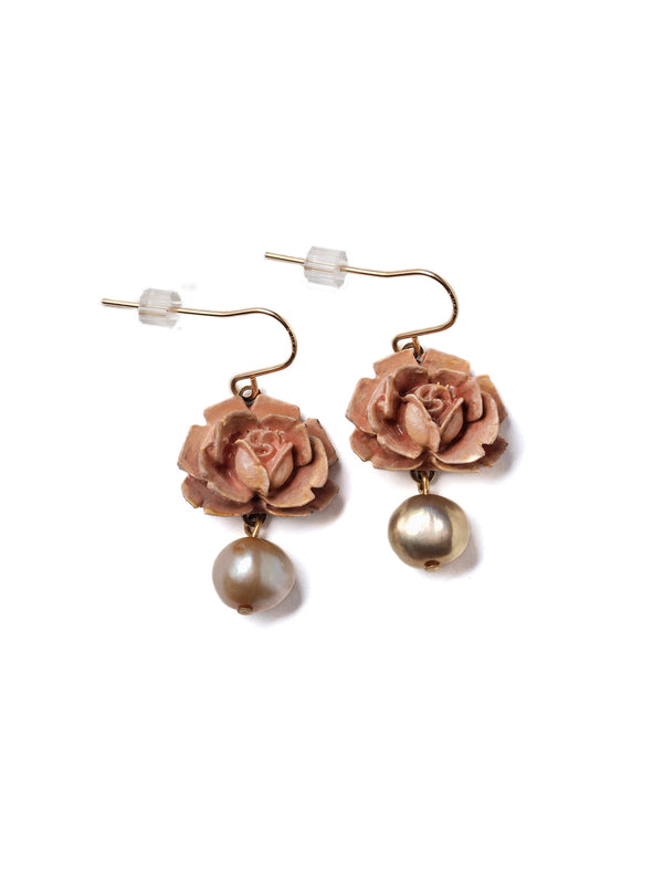 Blush Bouquet Earrings #M14E