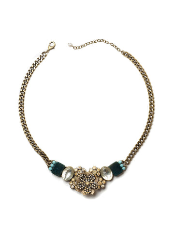 Ophelia Choker Necklace #N02N