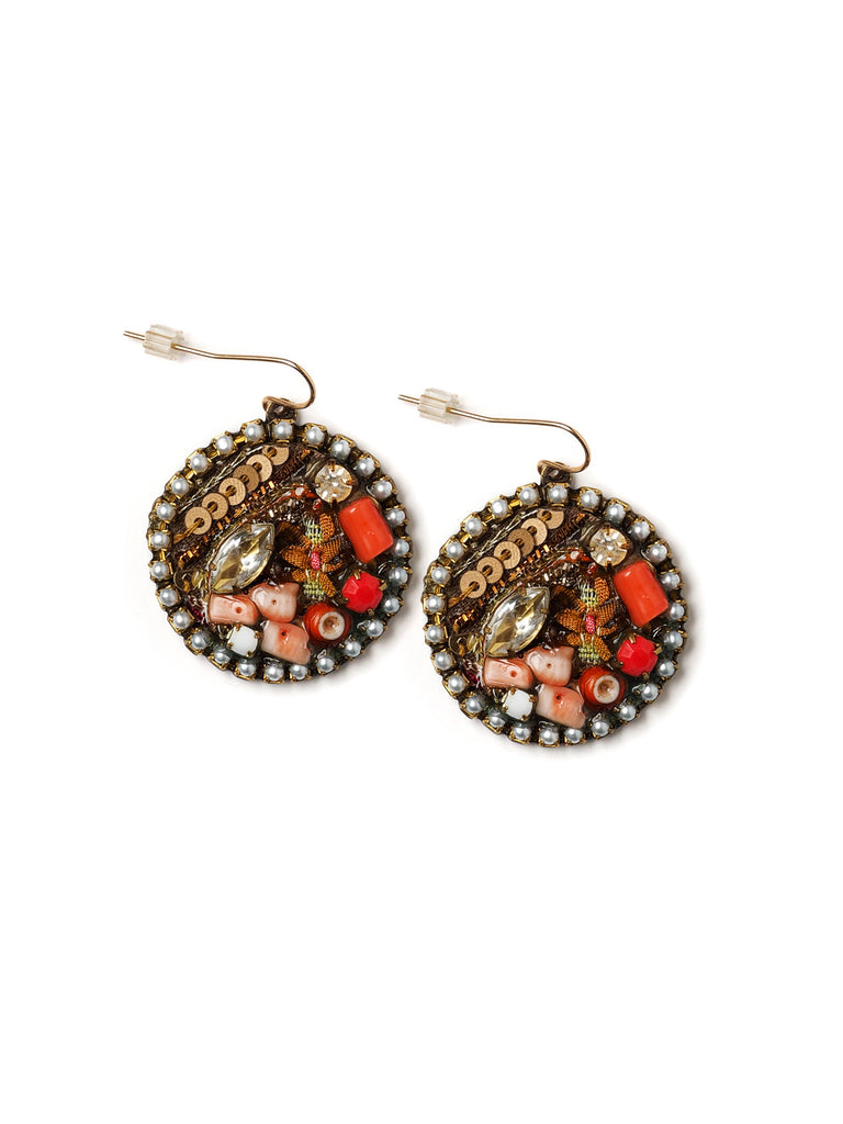 Harvest Earrings #N35E