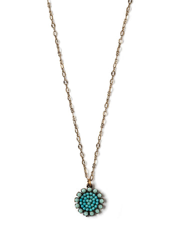 Zara Pendant Necklace #N43N