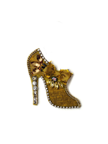 Chartreuse Pumps Pin #ORP20
