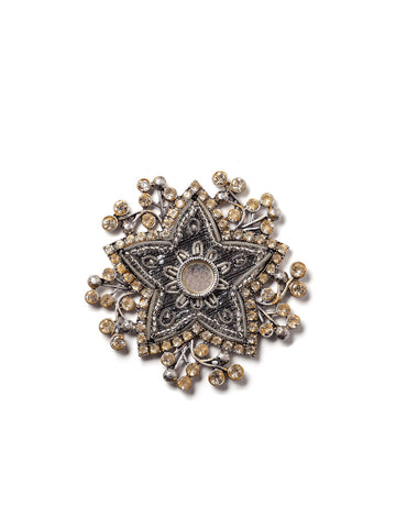 Bejeweled Star Pin #ORP31