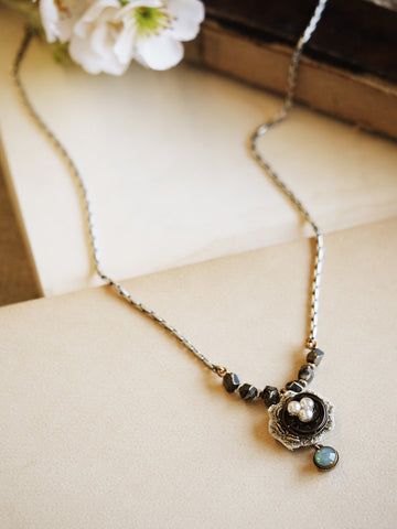Eagle's Nest Necklace #P12N