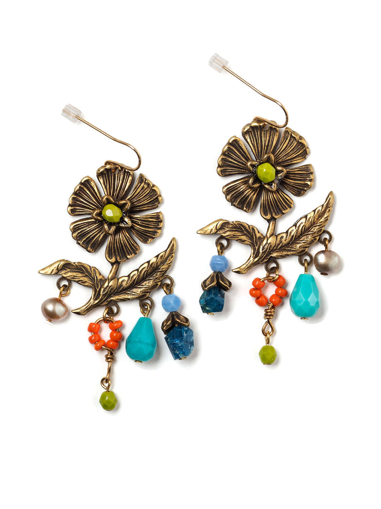 Spring Charm Earrings #P26E