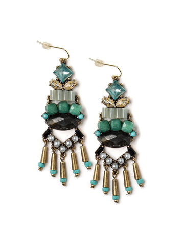 Camilla Statement Earrings #PLE12