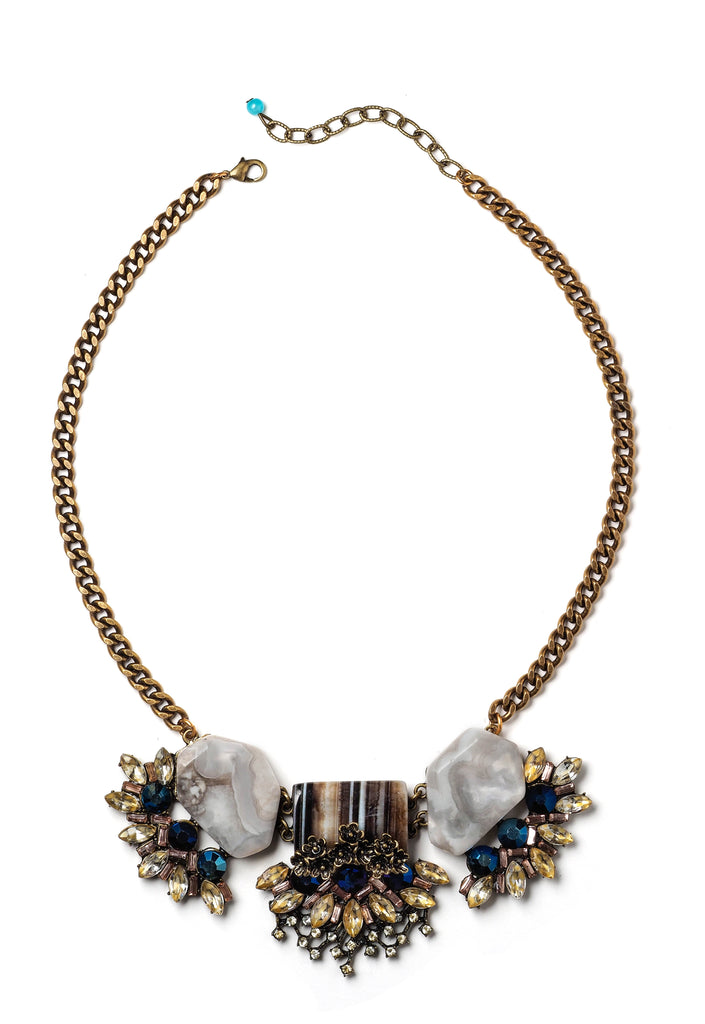Faustina Statement Necklace #PLN20