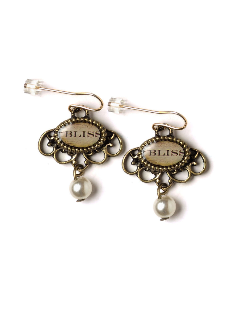 Bliss Earrings #QR1E