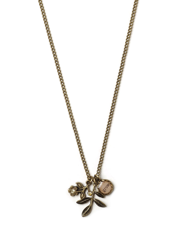 Grow Necklace #QR2N