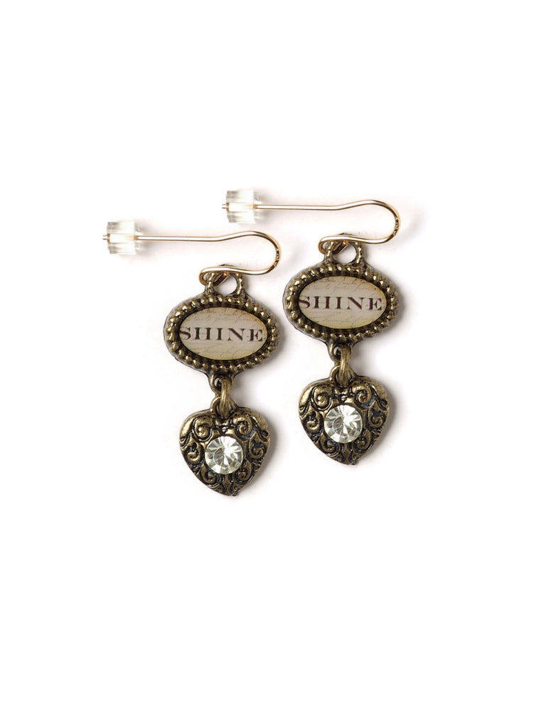 Shine Earrings #QR3E