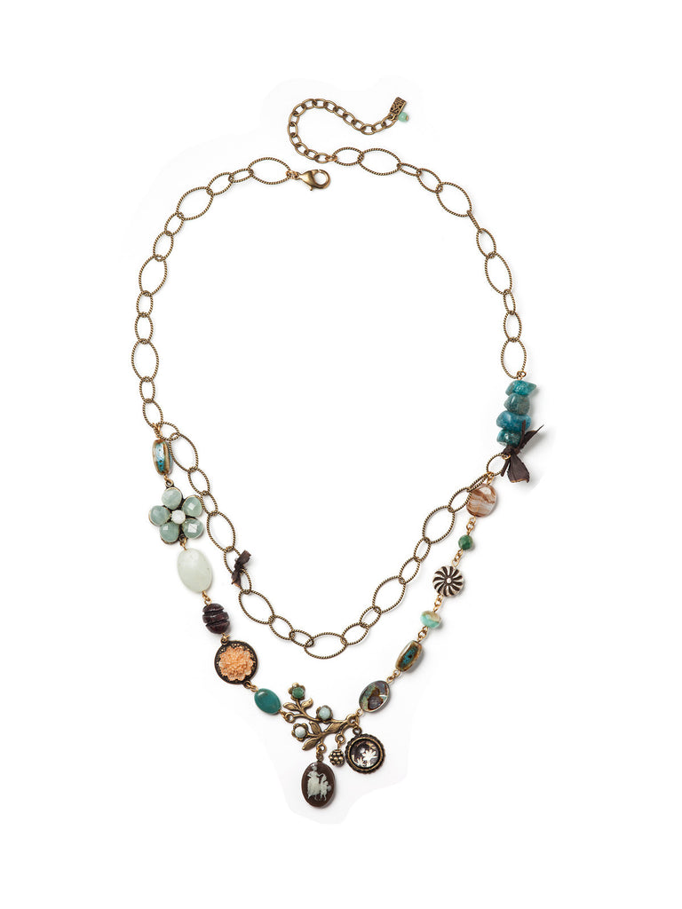 In Full Bloom Necklace #R16N