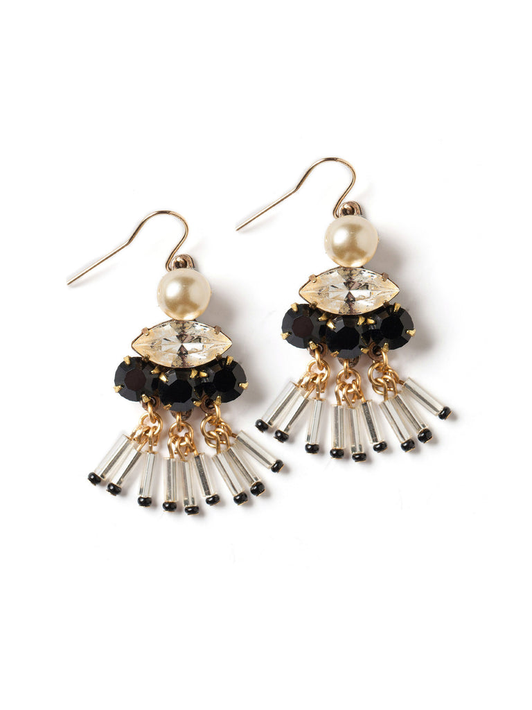 Winter Evening Earrings #S22PE