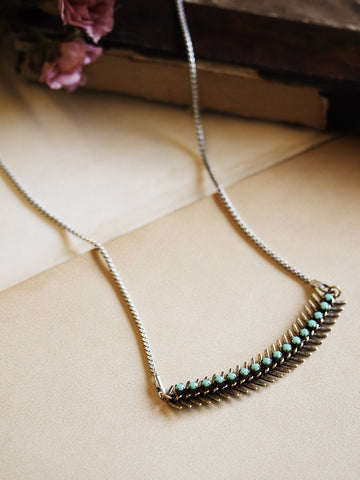Olive Branch Necklace #T08LN