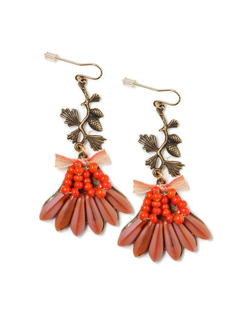Phoenix Earrings #T24E
