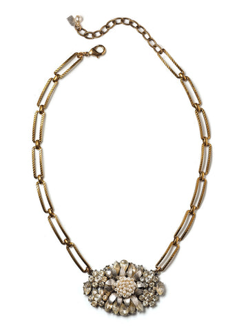 Constance Rhinestone Necklace #U12N