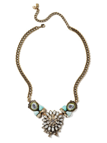 Norah Statement Necklace #U14N