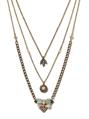 Josephine Layered Necklace #U18N
