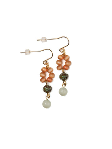 Simple Pleasure Earrings #W01E