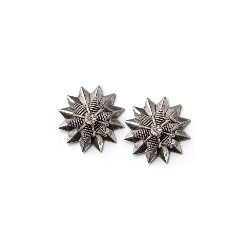 Mid-Century Stud Earrings Set