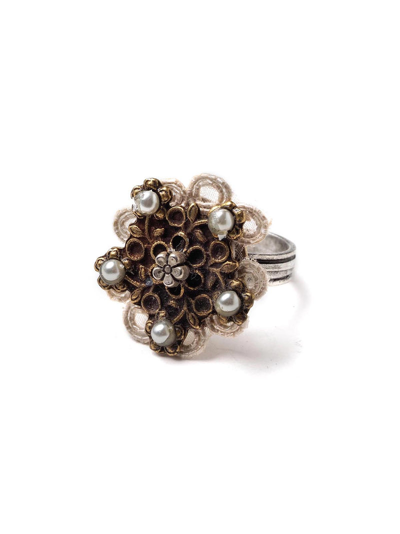 Sterling Grace Ring