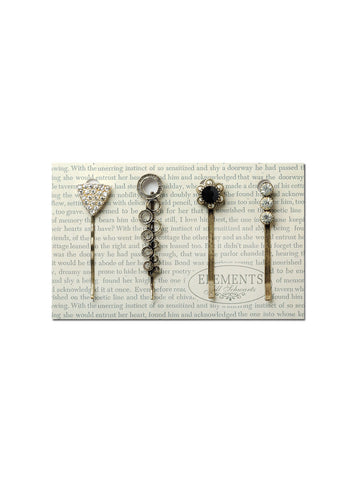 Simple Elegance Hair Pin Set #HS11