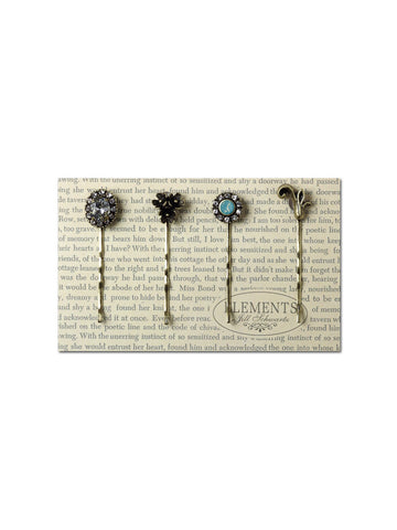 Small Delights Hair Pin Set #HS9