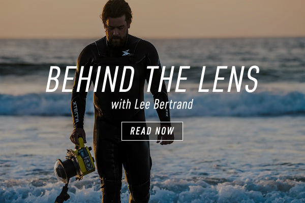Behind the Lens with Lee Bertrand