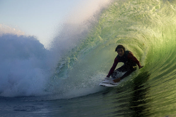 The Local Spot: Jacob Szekely/ WindanSea