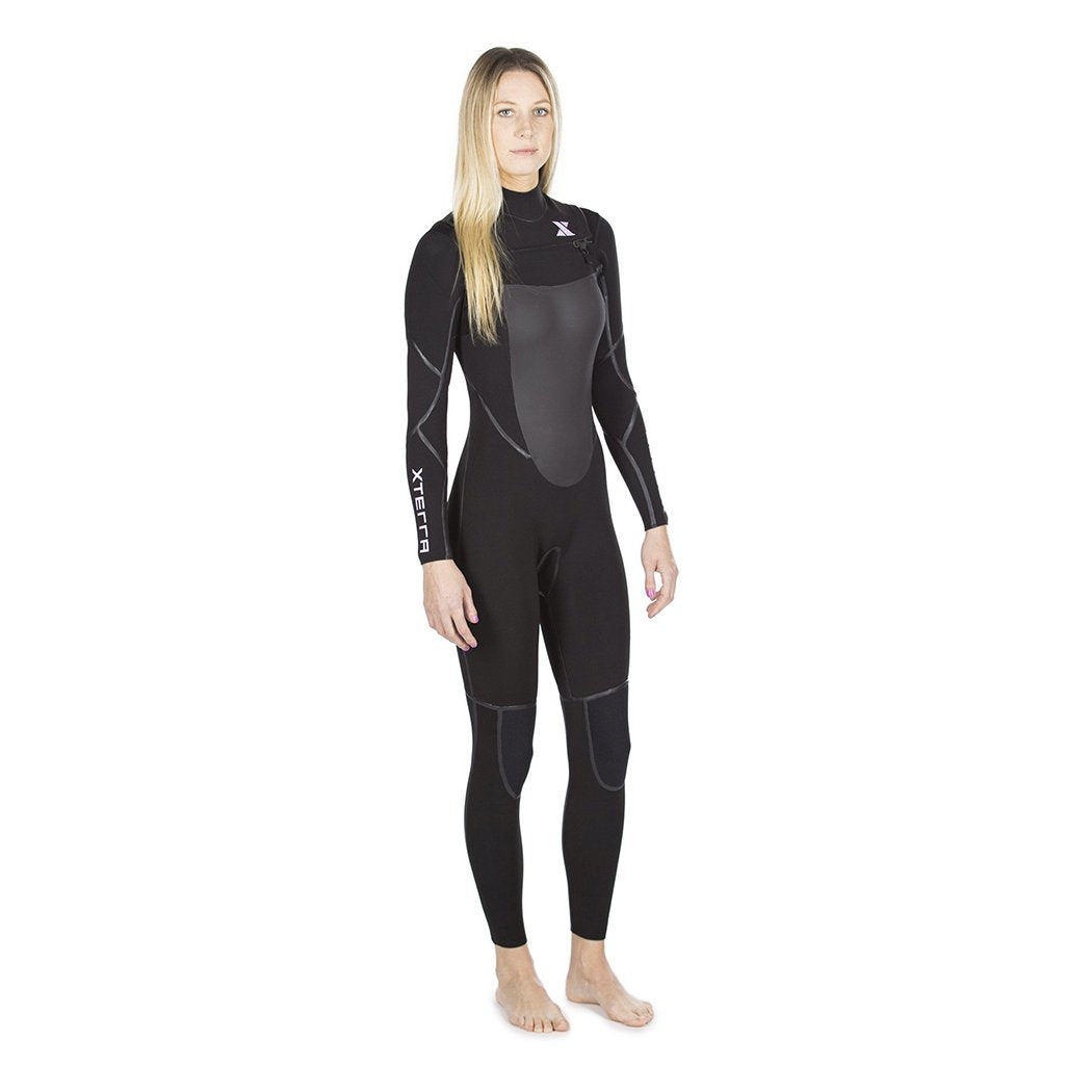 31ce333e0cf Hermosa 3 2 Chest Zip Womens Fullsuit