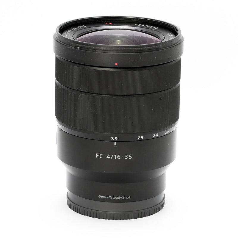 Sony Zeiss 16-35mm F/4 FE