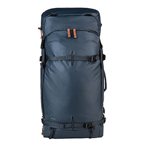 Shimoda Designs Explore 60 Backpack Starter Kit with 2 Small Core Units (Blue Nights)