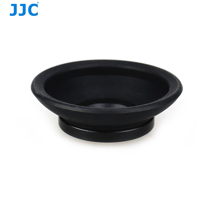 JJC Includes a eyepieces with optical glass and a eyecup which replaces Nikon DK-19 (EN-5)