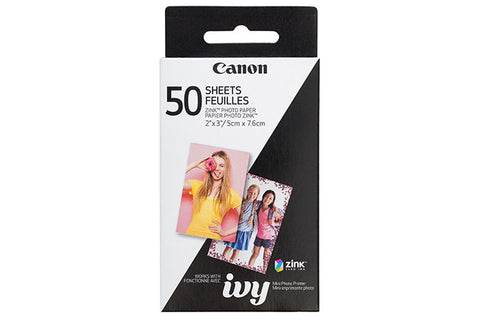 Canon Zink Paper (50 Sheets)