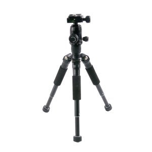 Terra Firma Twist Lock Tripod Leg Set 21 inches with Ball Head