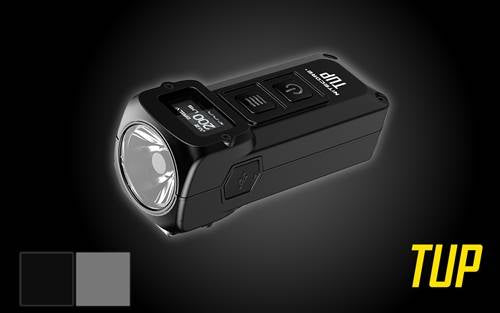 NITECORE TUP 1000 LUMEN RECHARGEABLE EVERYDAY CARRY POCKET FLASHLIGHT