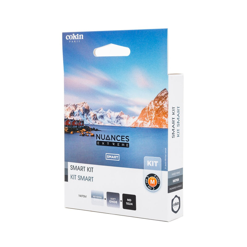 Cokin Nuances Extreme ND Smart Filter Kit, L (Z) Series