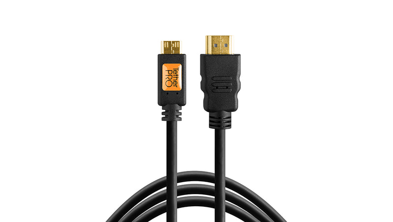 Tether Tools TetherPro HDMI Mini to HDMI